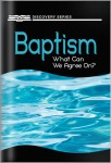 Baptism: What Can We Agree On?